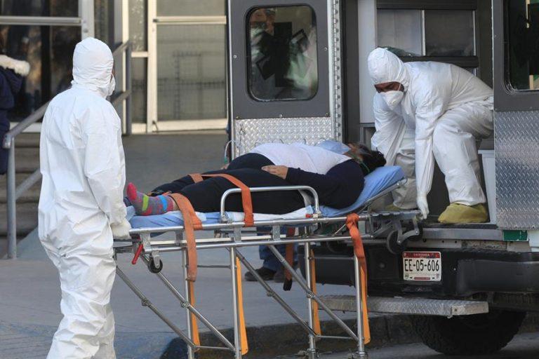México reporta 857 nuevas muertes y rebasa los 188.000 decesos por covid-19